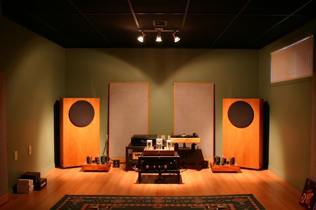 Dedicated Listening Room Audiokarma Home Audio Stereo
